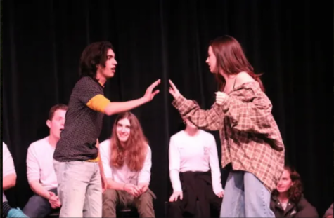 Luke Mobley '16 Returns to Branson with Improv Group 'Just Add Water' for a Workshop and Performance